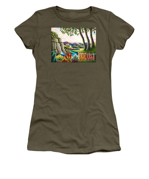 River Of Dreams 3 Women's T-Shirt