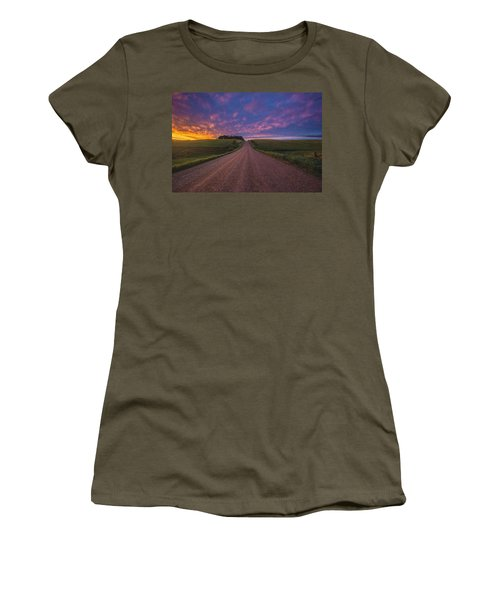 Road To Nowhere El Women's T-Shirt