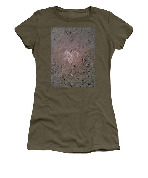 Rock Heart Women's T-Shirt