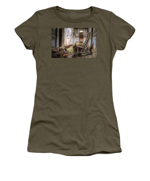 Rocking The Edge Women's T-Shirt