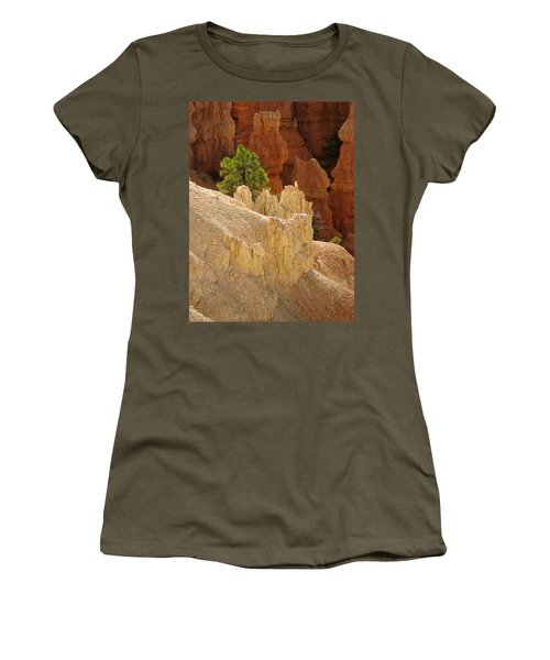 Rocky Embrace Women's T-Shirt (Athletic Fit)