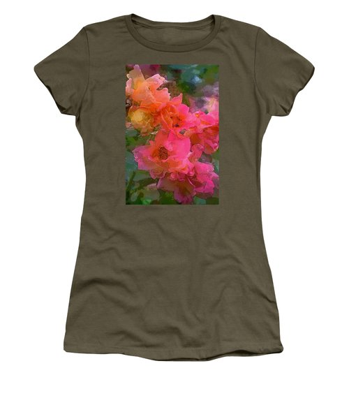 Rose 219 Women's T-Shirt (Athletic Fit)