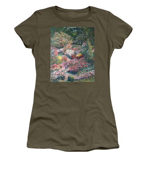Rose Garden Women's T-Shirt