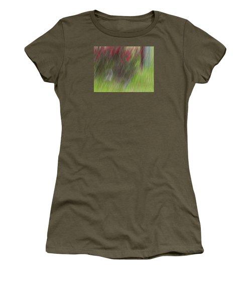 Roses Women's T-Shirt (Junior Cut) by Mark Alder