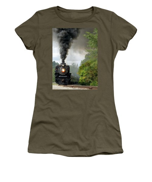 Steamin' In The Valley Women's T-Shirt