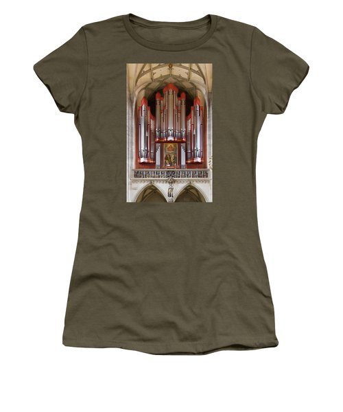 Royal Red King Of Instruments Women's T-Shirt