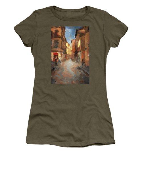 Rue Du Doyenne Women's T-Shirt