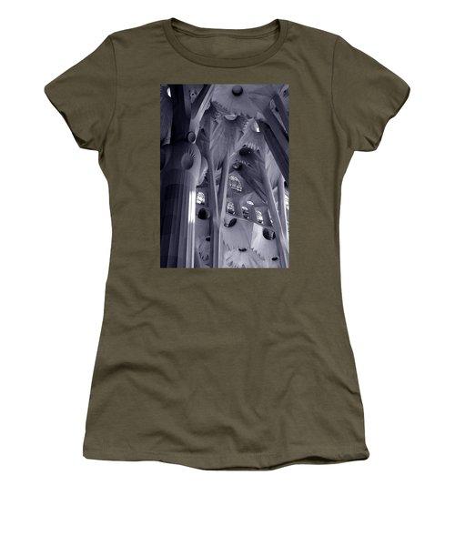 Sagrada Familia Vault Women's T-Shirt