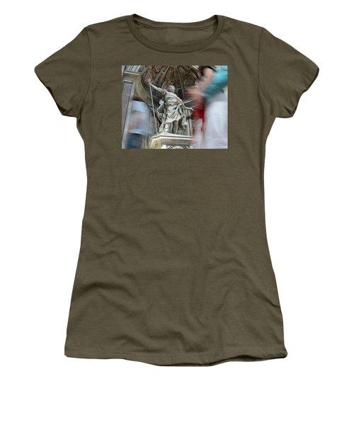 Saint Peters Traffic Women's T-Shirt