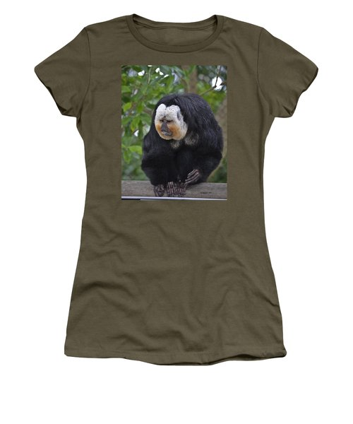 Saki Monkey Women's T-Shirt