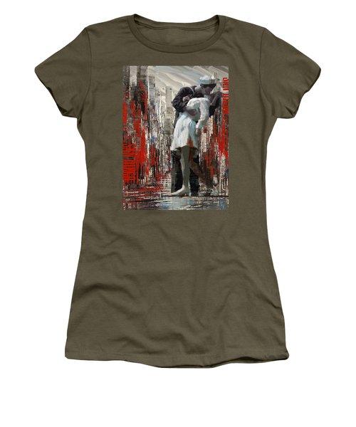 San Diego City Collage Women's T-Shirt