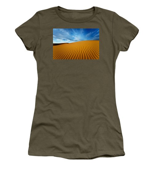 Sands Of Time Women's T-Shirt (Athletic Fit)