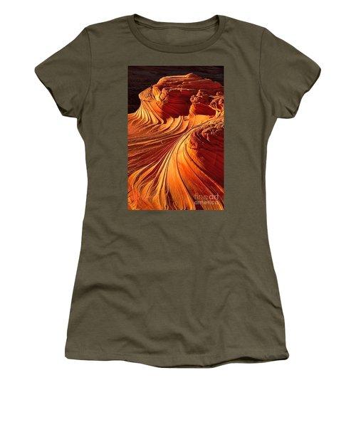 Sandstone Silhouette Women's T-Shirt
