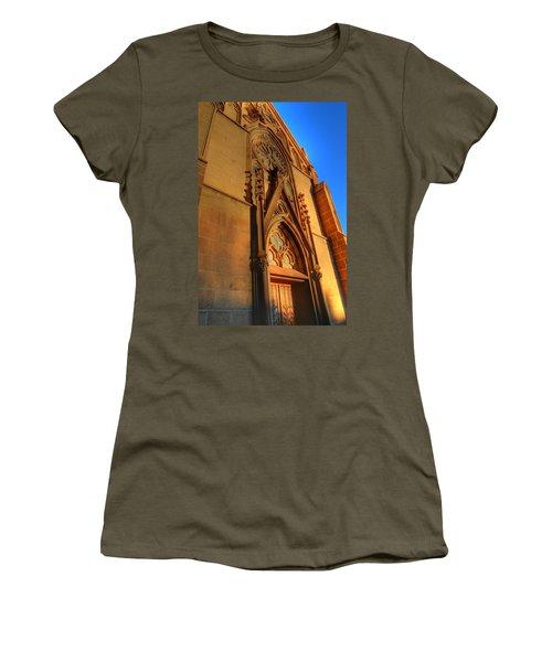 Santa Fe Church Women's T-Shirt
