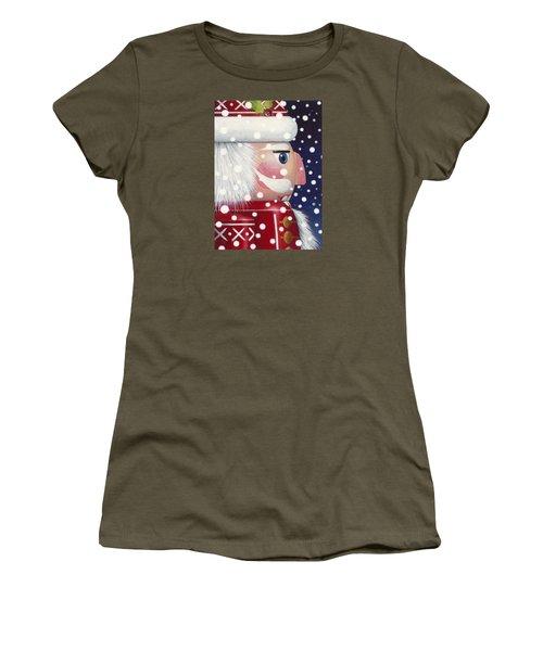 Santa Nutcracker Women's T-Shirt