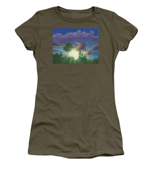 Santee Sunset 02 Women's T-Shirt