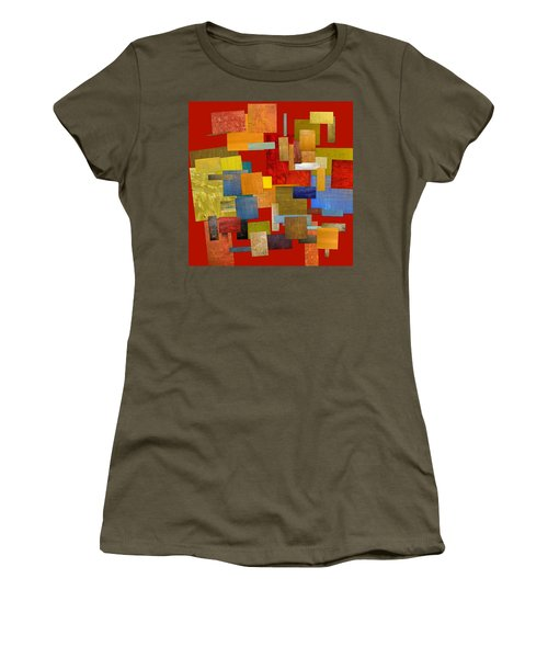 Scrambled Eggs L Women's T-Shirt