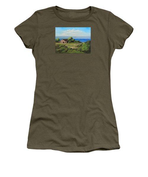 Sea Breeze Women's T-Shirt (Athletic Fit)