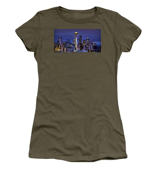Seattle Skies Women's T-Shirt