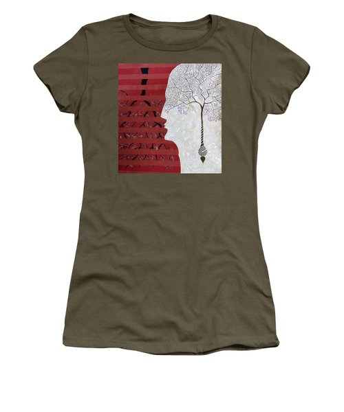 Seed Of Thought Women's T-Shirt