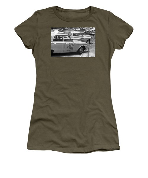 Segregated Taxi Cab Women's T-Shirt