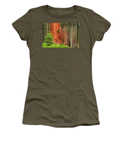 Sequoias Women's T-Shirt
