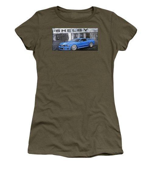 Shelby Mustang Women's T-Shirt