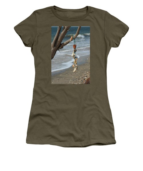 Shells On A String Women's T-Shirt