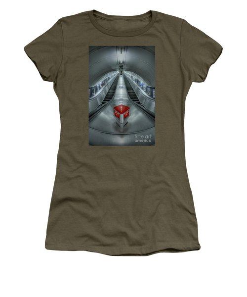 Shine In Silver Women's T-Shirt