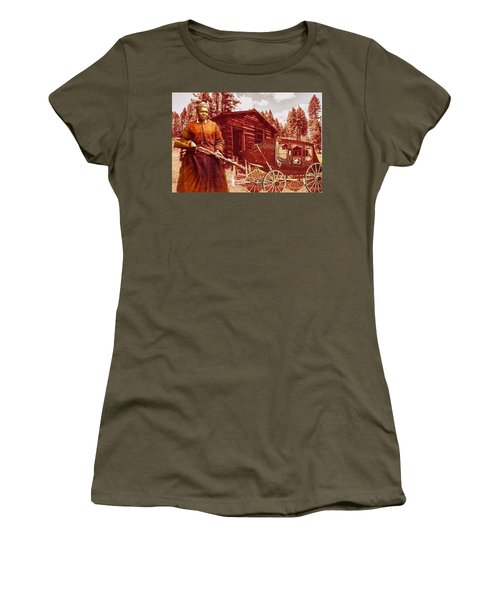 Shotgun Mary Women's T-Shirt