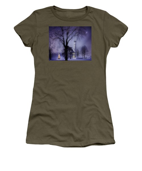 Silent Night Women's T-Shirt