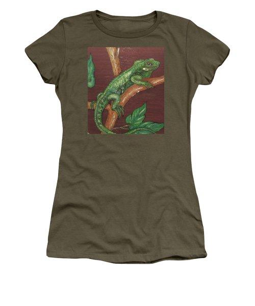 Sir Iguana Women's T-Shirt