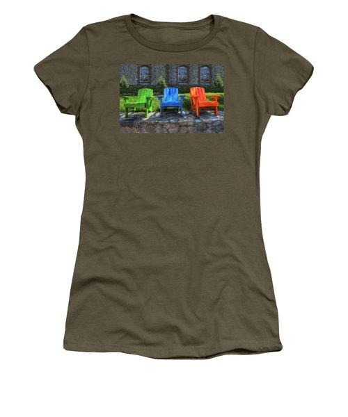 Sit Back Women's T-Shirt