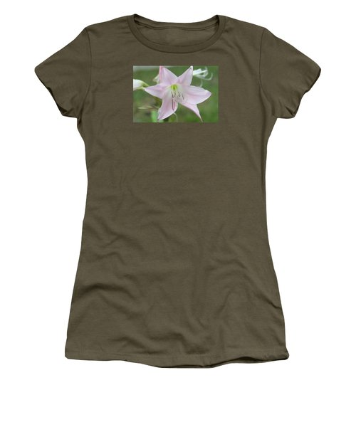 Six Point Flower Women's T-Shirt (Athletic Fit)