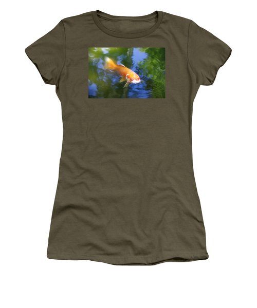 Skimming The Surface Women's T-Shirt