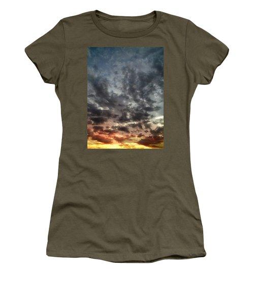 Sky Moods - Spectrum Women's T-Shirt