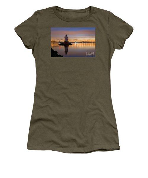 Sleepy Hollow Light Reflections  Women's T-Shirt