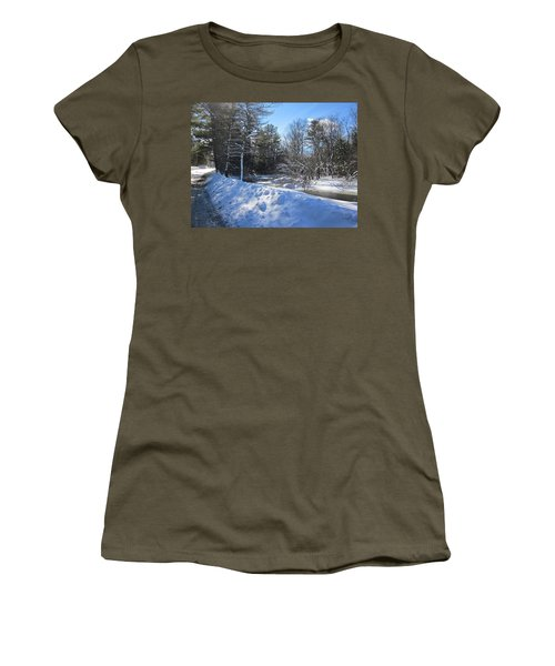 Snowy River Road Women's T-Shirt