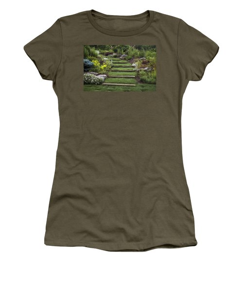 Soft Stairs Women's T-Shirt