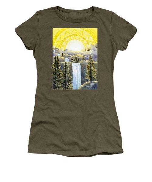 Solar Plexus Chakra Women's T-Shirt