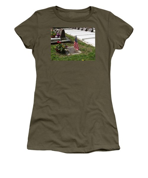 Soldiers Final Resting Place Women's T-Shirt