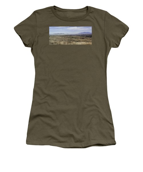 Sonoita Arizona Women's T-Shirt (Junior Cut) by Lynn Geoffroy