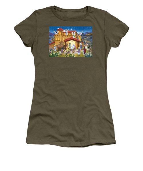 Spanish Nativity Women's T-Shirt