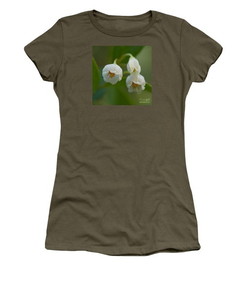 Sparkleberry Trio Women's T-Shirt (Junior Cut) by Paul Rebmann