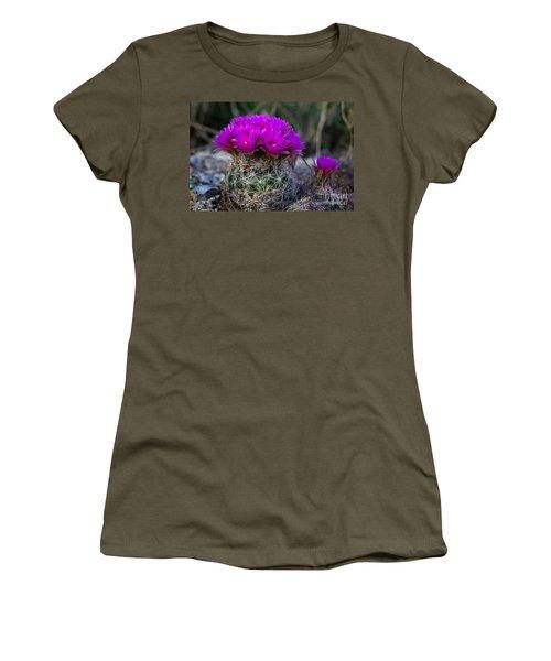 Speak Boldly Women's T-Shirt (Athletic Fit)
