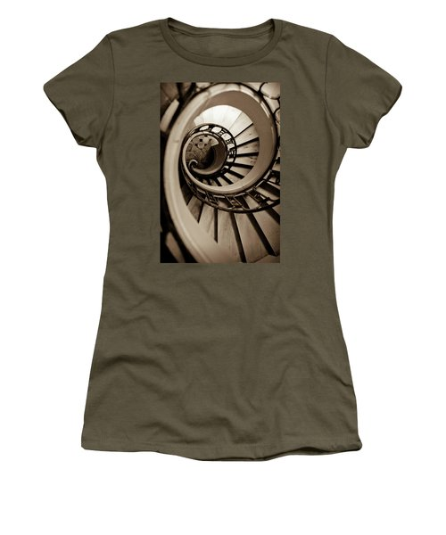 Spiral Staircase Women's T-Shirt