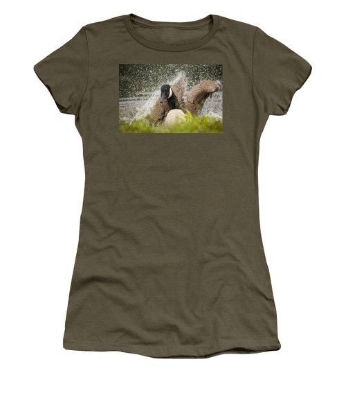 Splishing And Splashing Women's T-Shirt