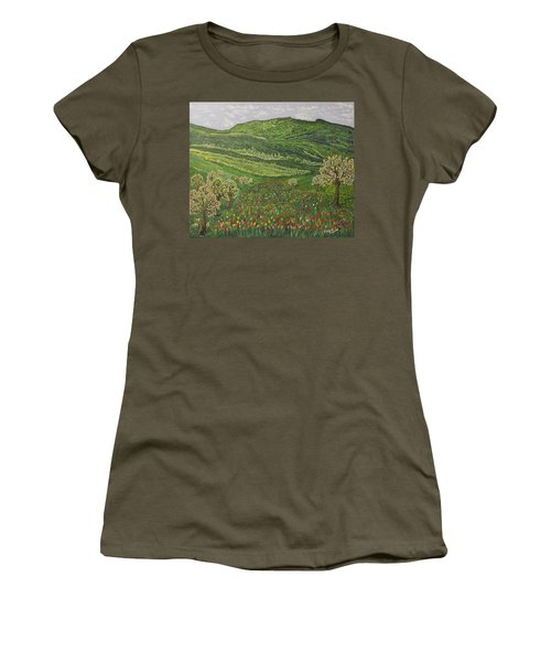 Spring Remembrances Women's T-Shirt (Athletic Fit)