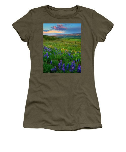 Spring Storm Passing Women's T-Shirt
