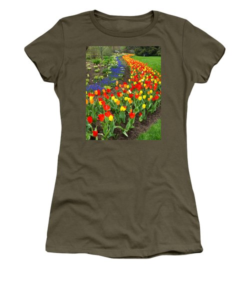 Spring Streaming By Women's T-Shirt